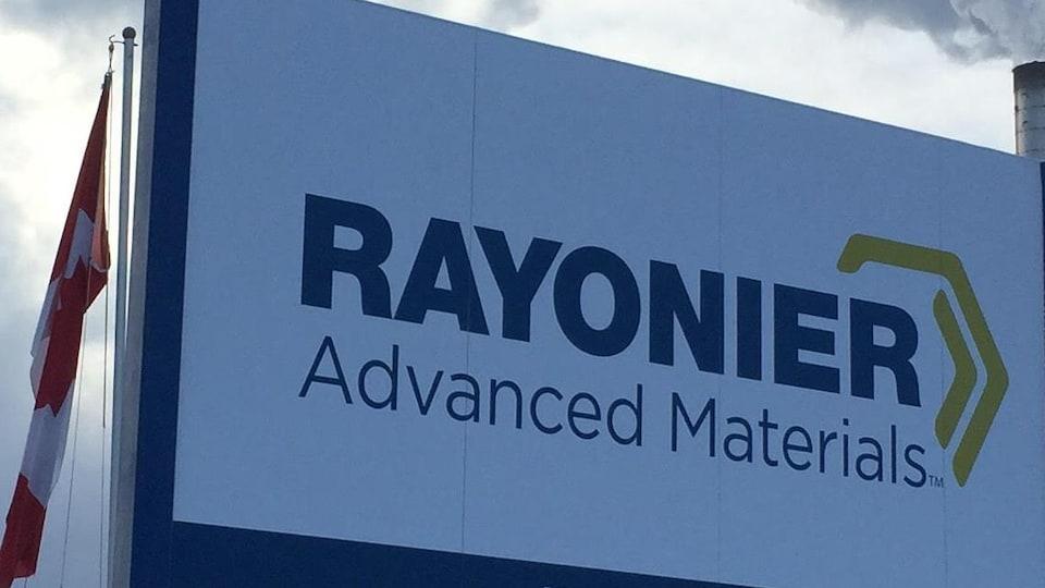 Affiche de Rayonier.