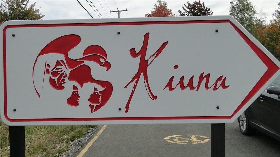 Kiuna, le seul cégep entièrement destiné aux Premières Nations.