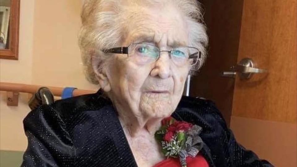 Un portrait de Reita Fennell.