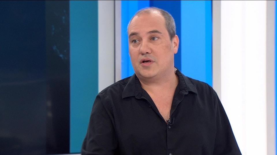 Le professeur Ricardo Penafiel du département de science politique de l'UQAM. Il explique la situation au Venezuela après une tentative d'attentat présumée contre le président Maduro