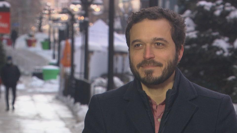 L'économiste politique et chercheur principal au Centre canadien de politiques alternatives, Ricardo Tranjan.