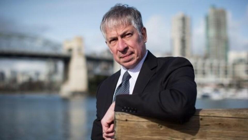 L'avocat canadien spécialisé en immigration Richard Kurland.