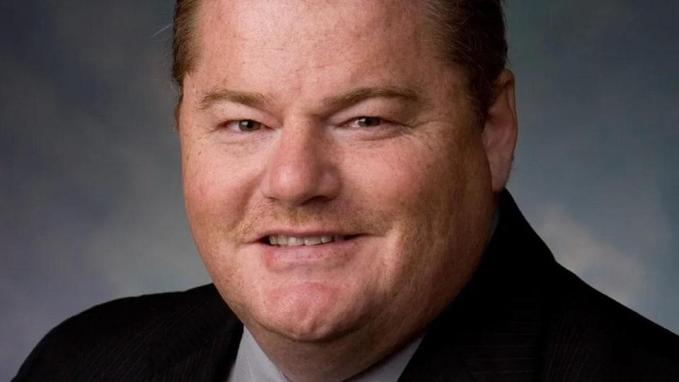 Un conseiller financier à Sudbury, Richard Malette.