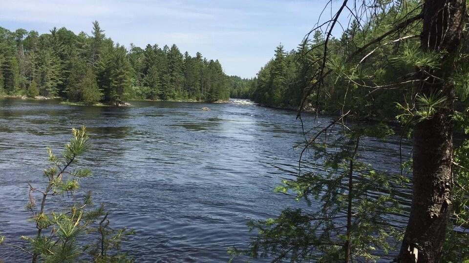 La rivière Kipawa