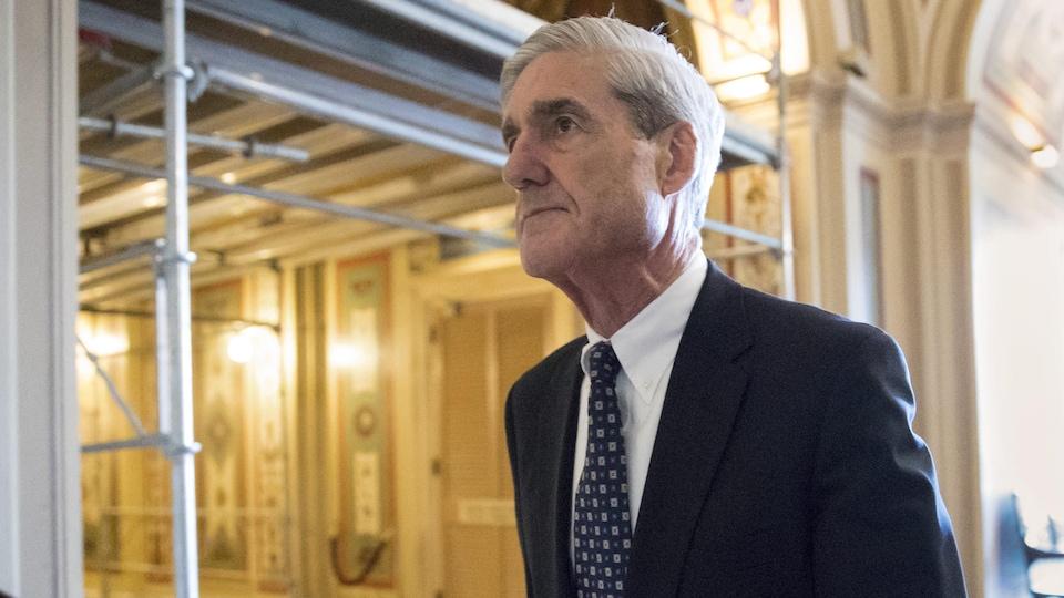 Le procureur spécial Robert Mueller.