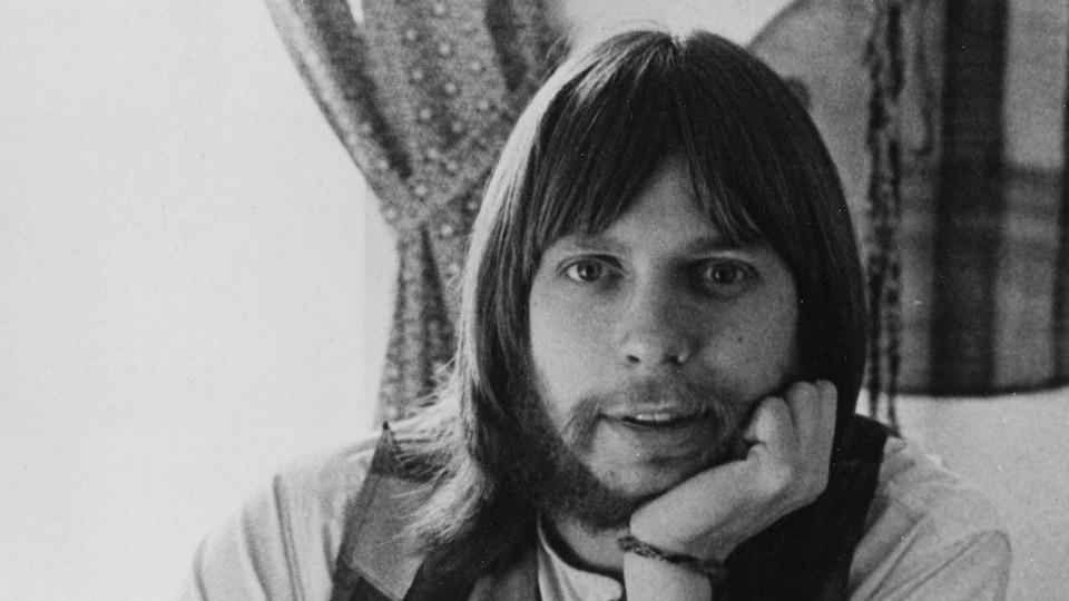 Robert Paquette dans les années 70.