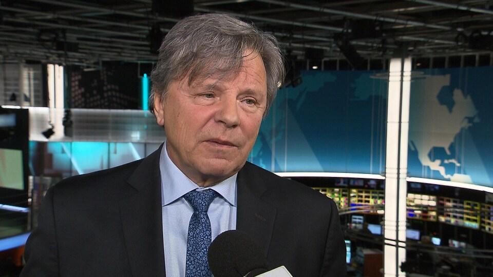 Robert Salois, ancien commissaire à la santé et au bien-être du Québec entre 2006 et 2016.