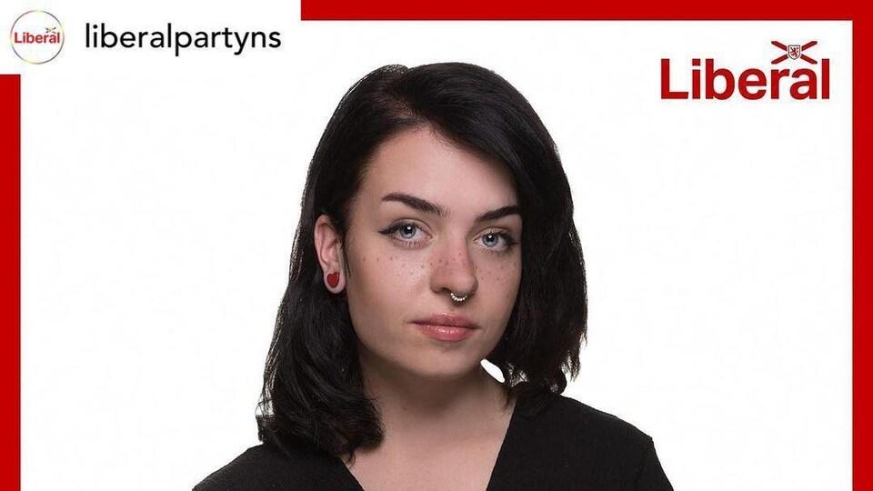 Robyn Ingraham, ex-candidate pour le Parti libéral de la Nouvelle-Écosse.