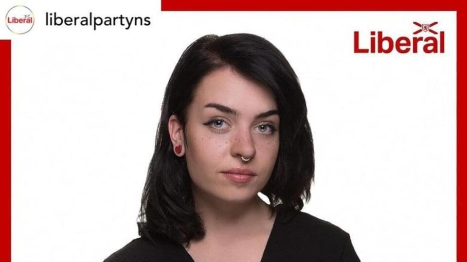 Robyn Ingraham, ancienne candidate libérale en Nouvelle-Écosse.