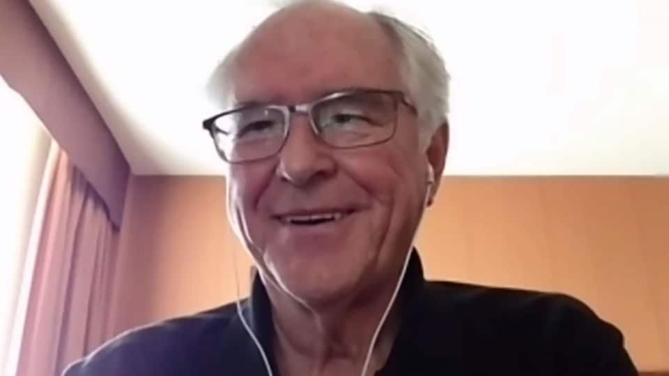 Roger Doiron interviewé.
