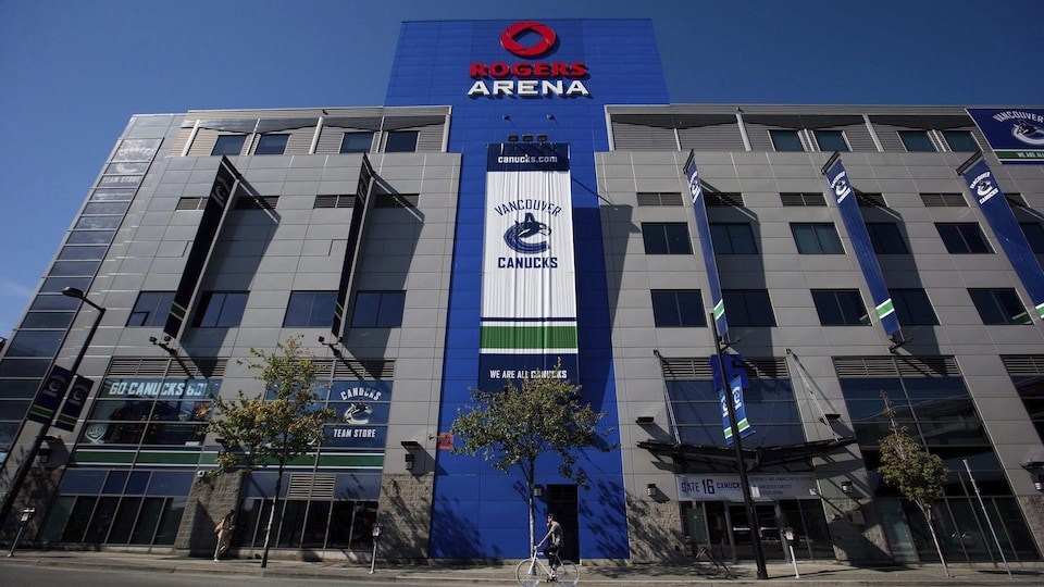 Le Rogers Arena
