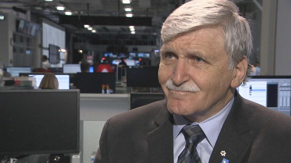 Roméo Dallaire.