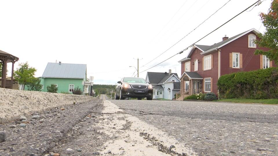 Les deux axes principaux de Saint-Hubert-de-Rivière-du-Loup seront mis à neuf.