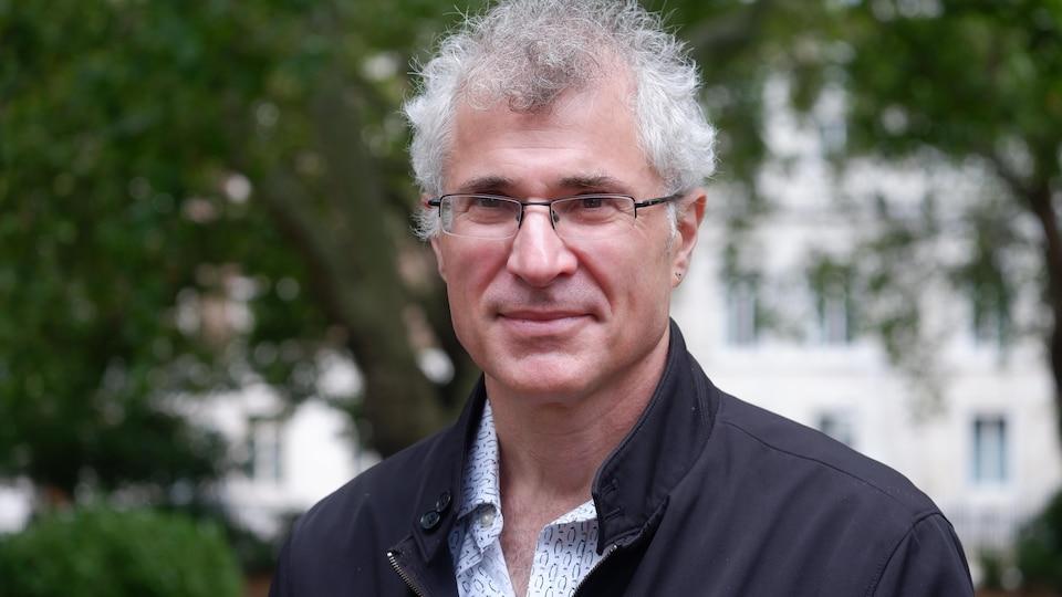 Portrait of Jonathan Portes