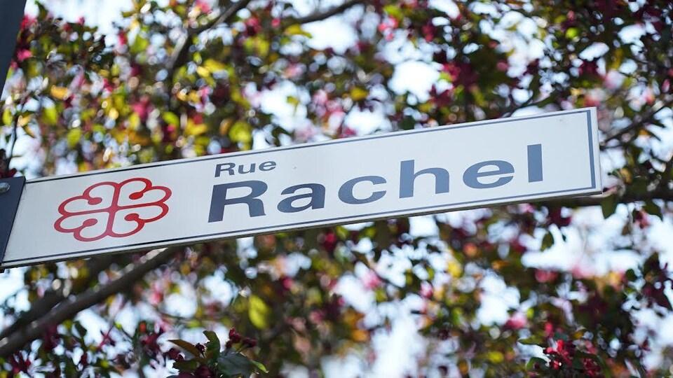 La rue Rachel