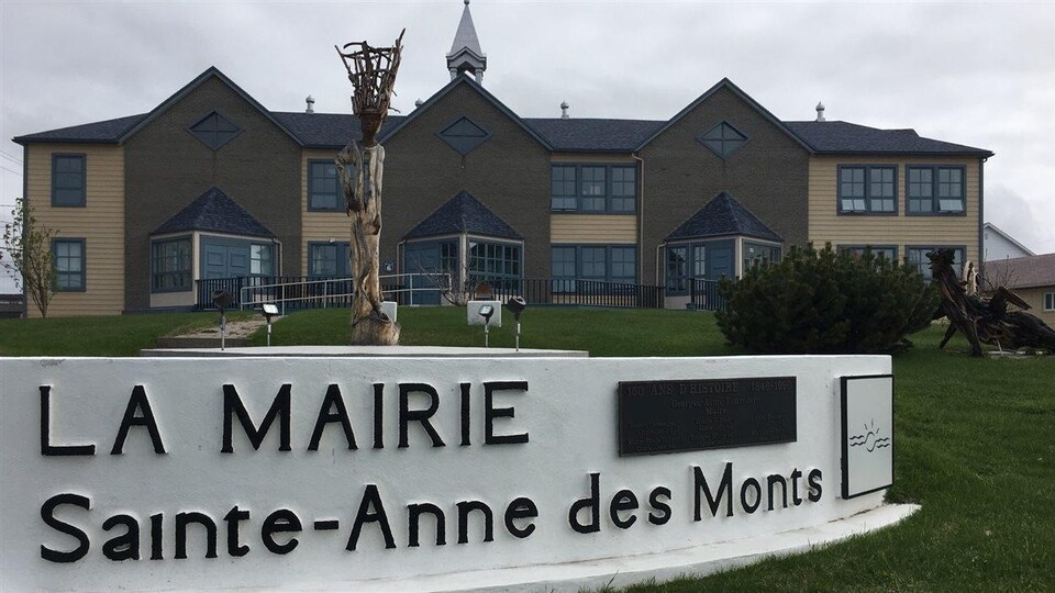 Hôtel de ville de Sainte-Anne-des-Monts