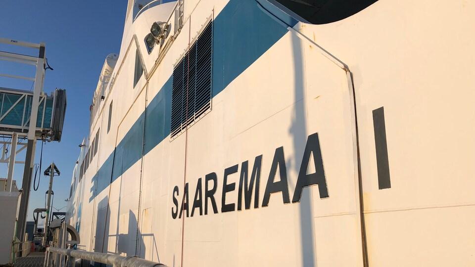 Première traversée officielle du Saaremaa mercredi | ICI
