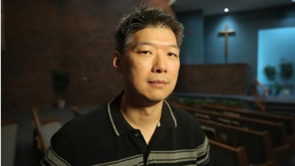 Le révérend Sean Huh