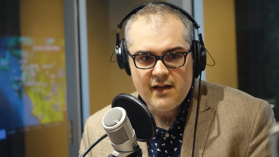 Serge Miville, professeur adjoint, département d'histoire, chaire de recherche en histoire franco-ontarienne, Université Laurentienne