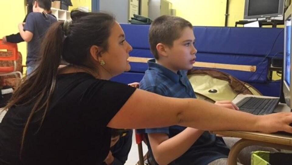 Un nouveau service de garde pour les enfants vivant avec un handicap voit le jour en Abitibi-Témiscamingue.