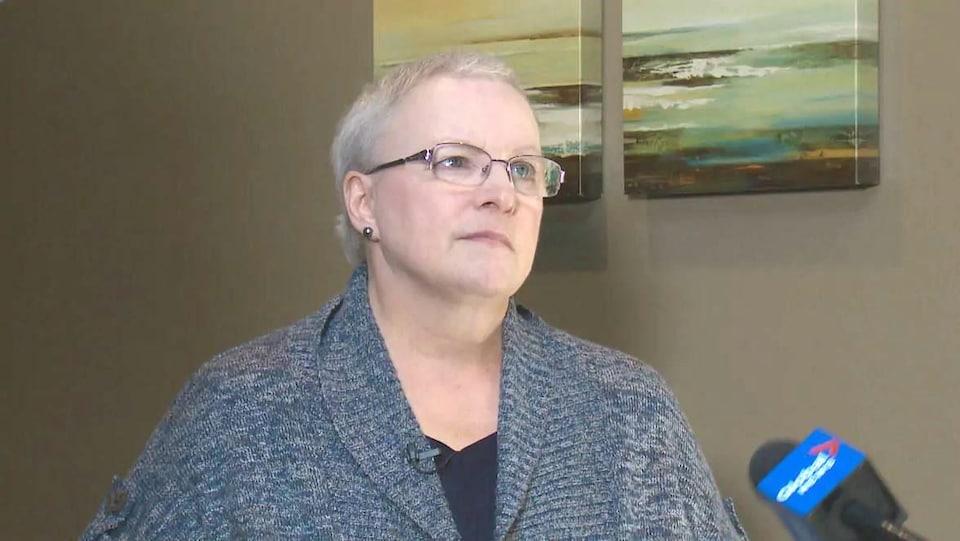 Dorothy Shephard en entrevue