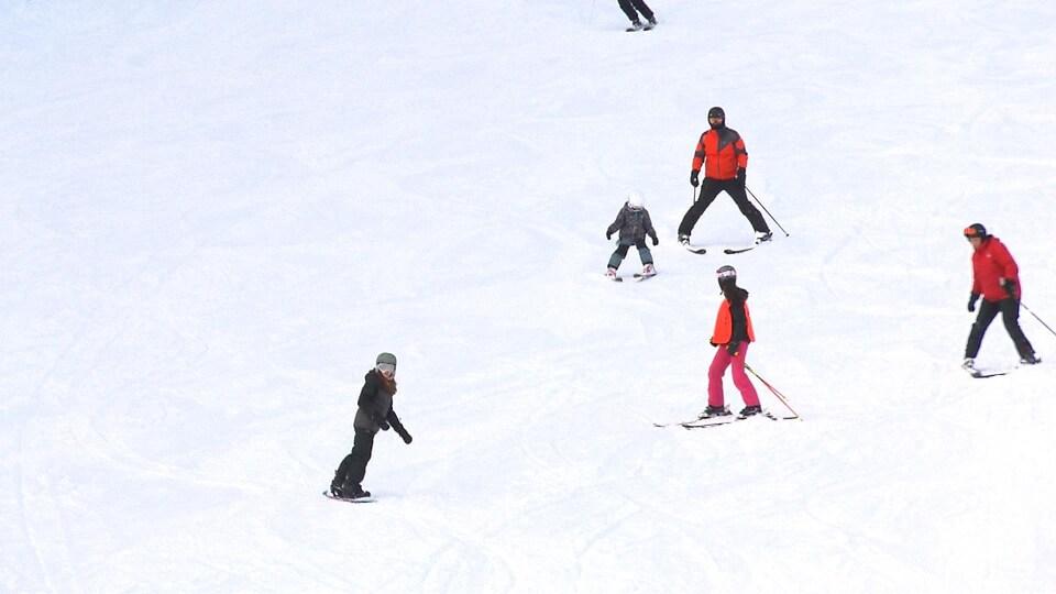Du ski pour les petits et les grands