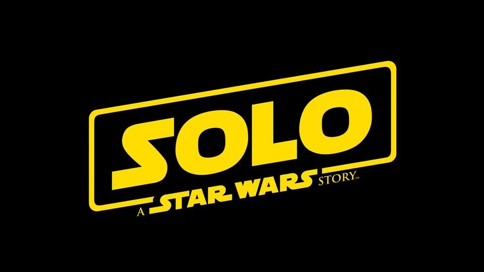 L'affiche du film «Solo : A Star Wars Story»