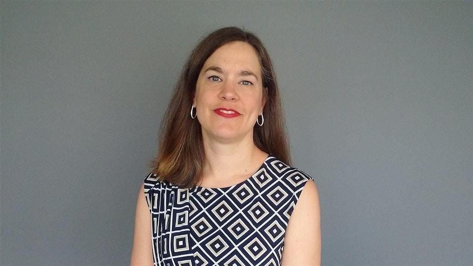 Sophie Bouffard, rectrice de l'Université de Sudbury