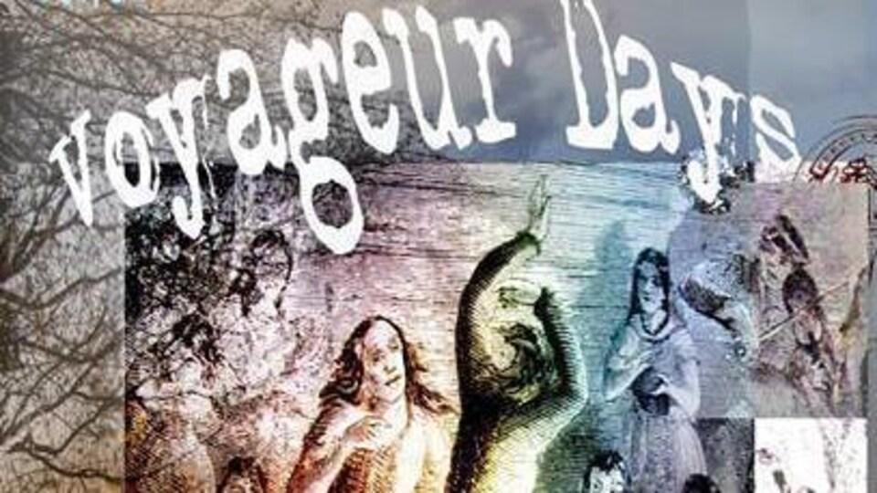 Affiche du festival Voyageur Days