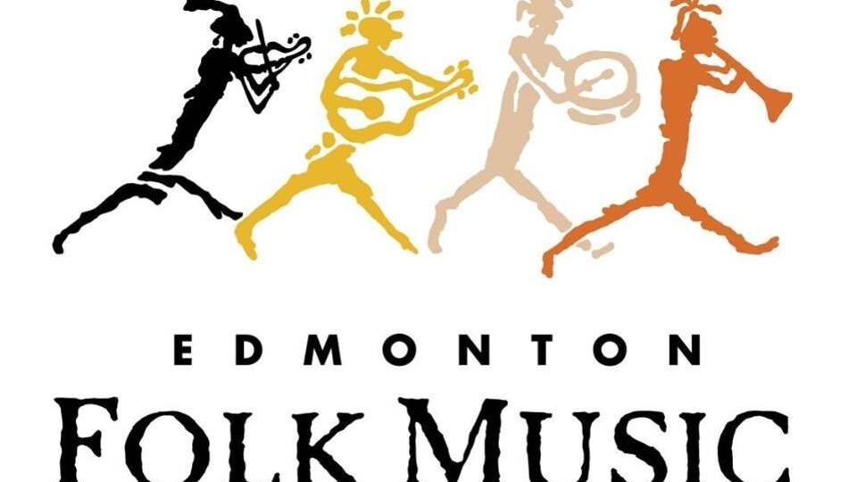 Affiche du Festival de musique Folk d'Edmonton