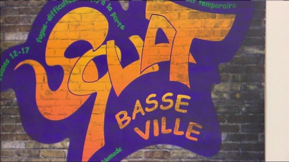 L'affiche de Squat Basse-Ville