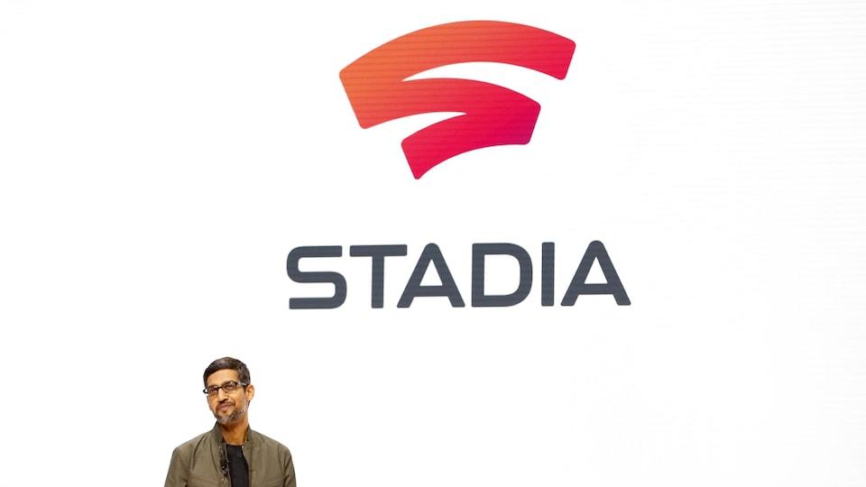 Logo de Stadia