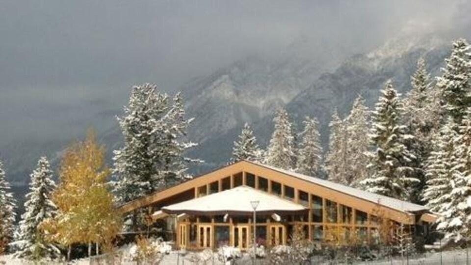 La station de recherche internationale de Banff reçoit 12 millions de dollars de dons de la part d'agences du Canada, des États-Unis et du Mexique.