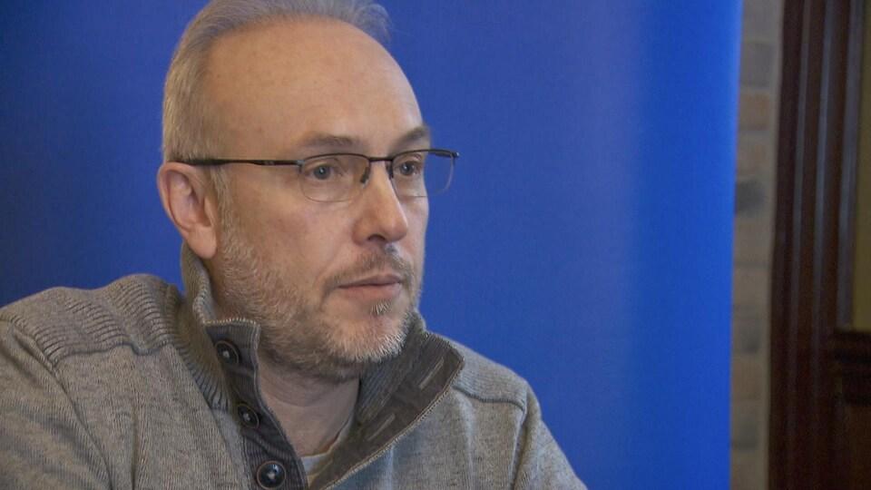 Stéphane Lafaut.