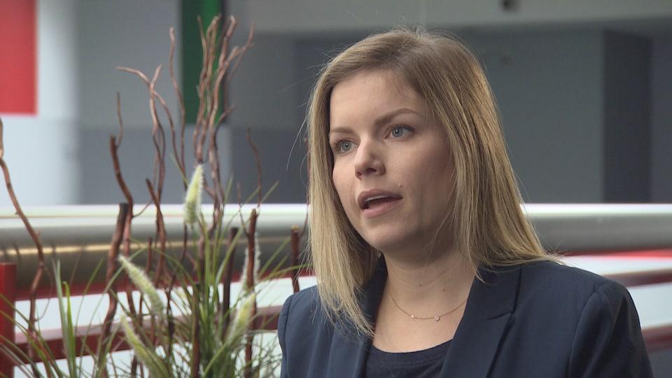 Stéphanie Chouinard, professeure adjointe au département de sciences politiques du Collège militaire royal du Canada