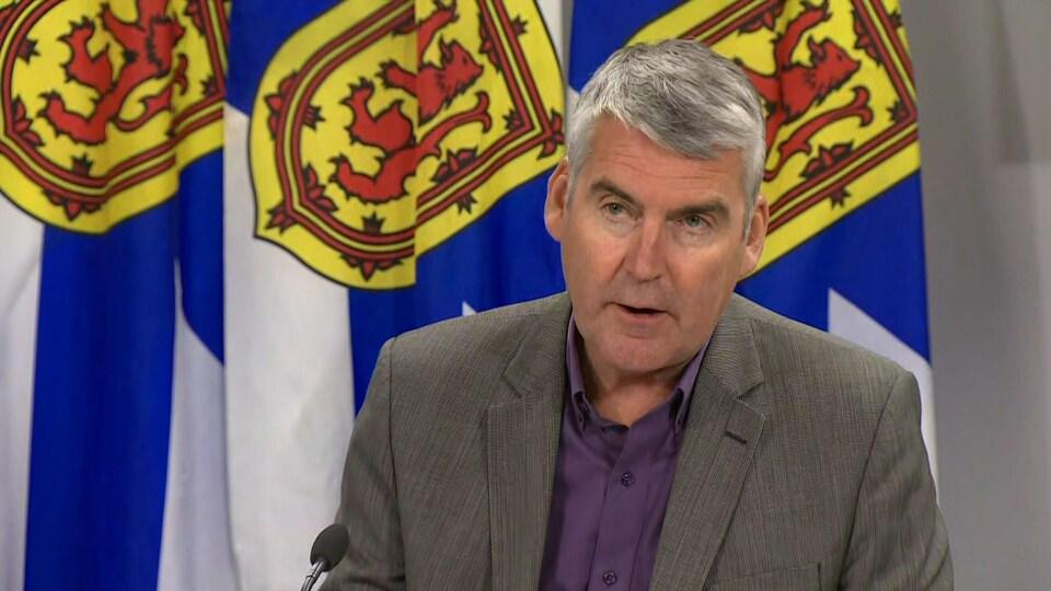 Stephen McNeil, premier ministre de la Nouvelle-Écosse, le 22 septembre 2020.