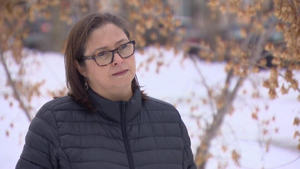 Susan McGee, PDG d'Homeward Trust, plaide pour la construction de nouvelles unités de logements abordables au Canada.
