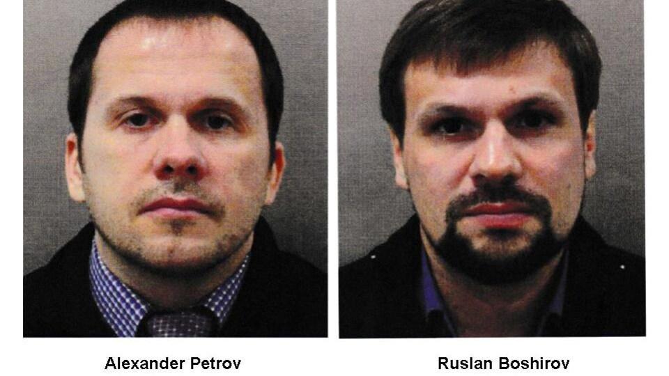 Photos de deux suspects.