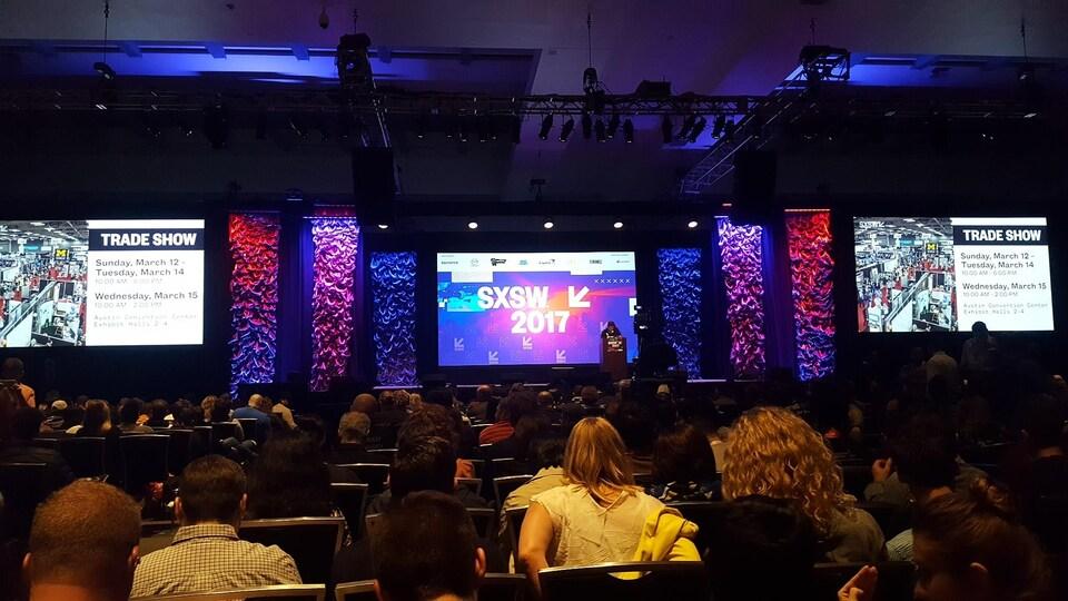SXSW et son volet interactif présentent des conférences sur l'innovation et l'avenir des technologies.