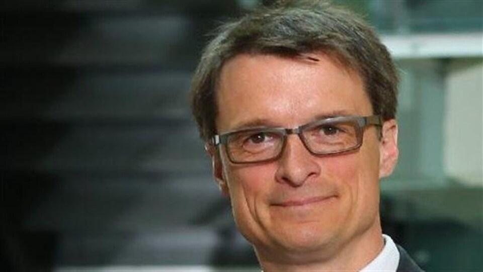 Sylvain Charlebois, professeur en distribution et politiques agroalimentaires, Université de Dalhousie.