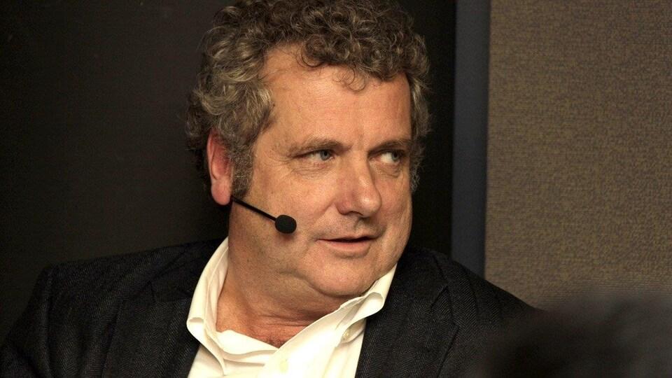 Sylvain Lafrance, professeur à HEC Montréal et ex-vice-président de Radio Canada est nommé président du Conseil des arts et des lettres du Québec