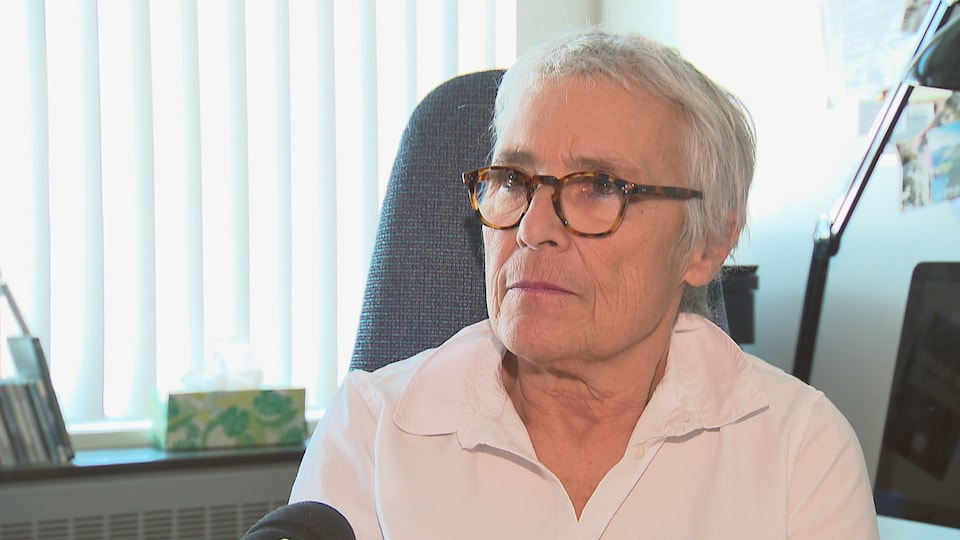 Sylvette Guillemard est professeure de Droit à l'Université Laval.
