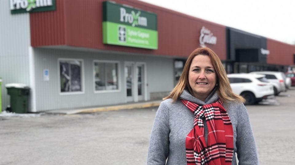 Sylvie Gagnon, pharmacienne propriétaire affiliée à Proxim.
