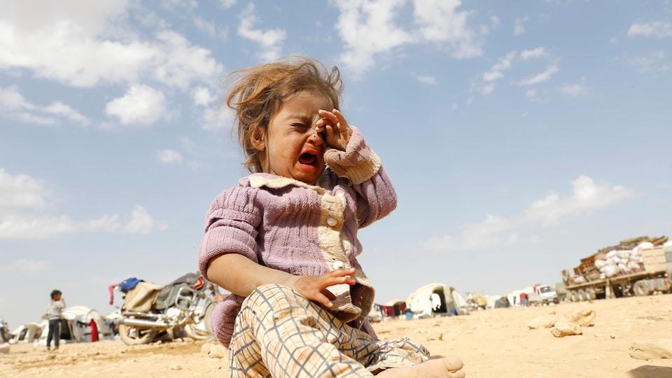 Les anciens habitants de Raqqa ont souffert pendant trois ans, quand ils n'ont pas simplement fui la région.