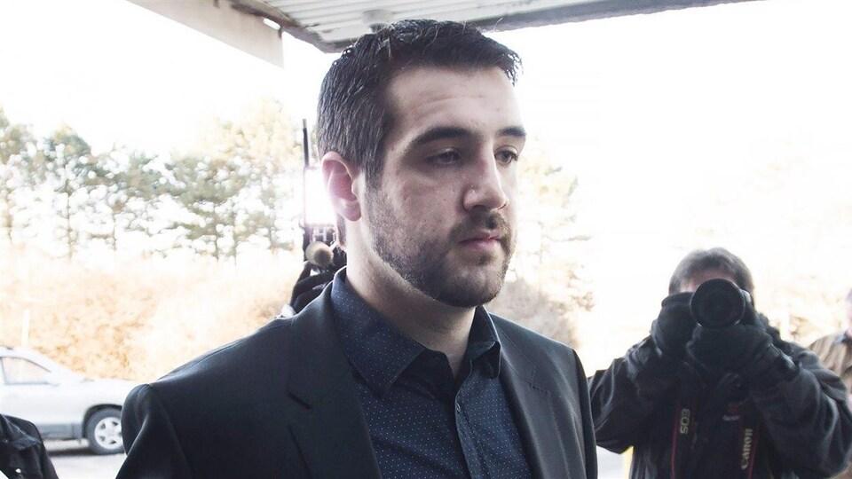 Marco Muzzo a tué trois enfants et leur grand-père dans un accident de la route après avoir conduit ivre.
