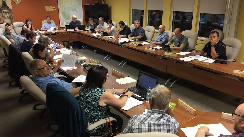 La Table des maires du Témiscamingue
