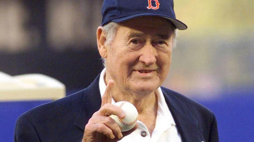 Le joueur américain de baseball Ted Williams est sans doute l'athlète le plus connu qui a opté pour la cryogénisation.