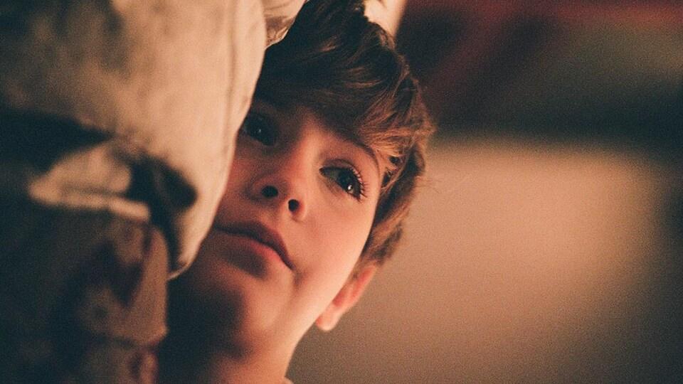 Photo de l'acteur enfant.