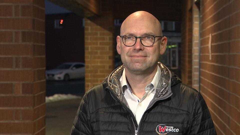 Thomas Soucy PDG du Groupe Westco.