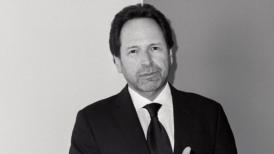 Le réalisateur Barry Avrich.